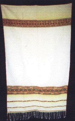 ลำดับที่ 0003- ผ้าห่มขาว